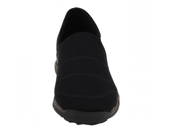 pantofi de toamnă nou sosesc vânzarea de încălțăminte Pantofi dama RIEKER stretch negri 44260-00 - Kirus Shoes
