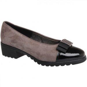 Pantofi Ara_gri 45019.1