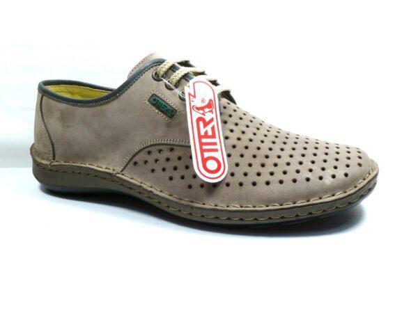 pantofi-barbati-casual-otter-9558-14 gri