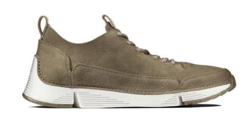 Pantofi sport barbati CLARKS Tri Spark 261356557 40 KAKI