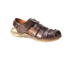 sandale -barbati-rieker-piele naturala-22074-25