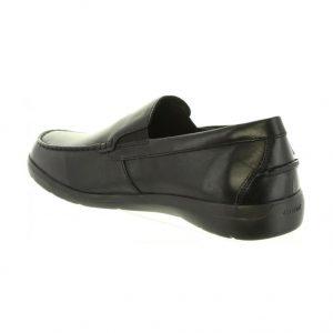 pantofi-barbati-geox-piele naturala-fara siret-U743QC 00043 C9999