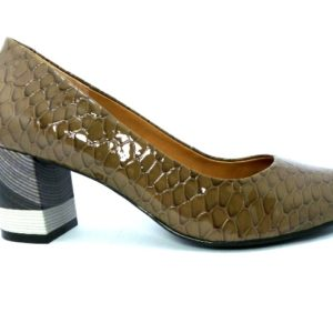 Pantofi dama eleganti EPICA piele naturala lacuita OE9690-535-455-02